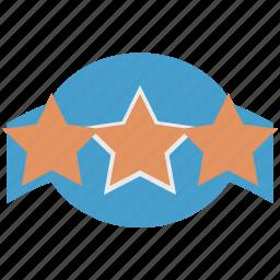 ranking, rating, star, stars, winning belt icon