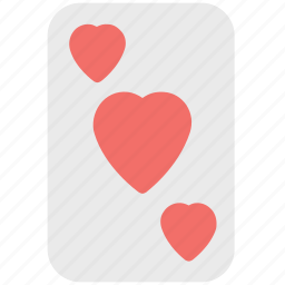 card, casino card, play card, poker, poker card, poker element, poker heart icon