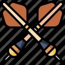 board, dart, darts, inclined, shooting, target, targeting