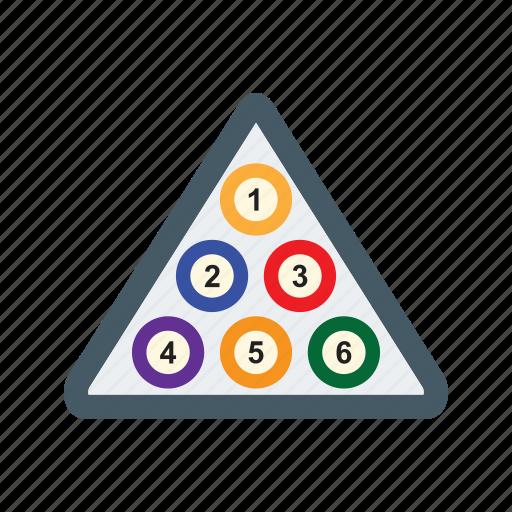 Balls, billiard, casino, fun, green, pool, sport icon - Download on Iconfinder