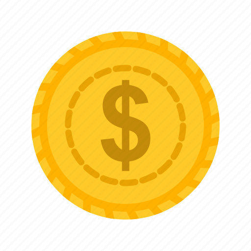 business, coins, dollar, gambling, luck, money, pack icon