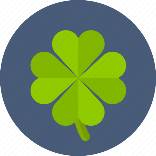 casino, clover, four leaf clover, leaf, poker, slot icon