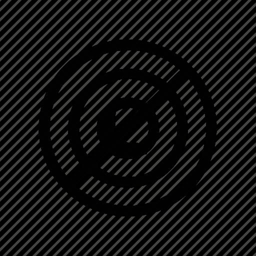 concentric circles, dartboard, dartboard target, goal, target darts target icon