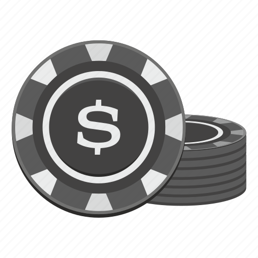 bank, casino, chips, dollar, game, usd icon