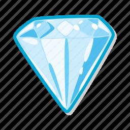 casino game, diamond, gambling, gemstone, slot icon