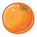 casino game, gambling, orange, slot icon