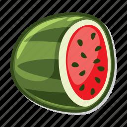 casino game, gambling, slot, watermelon icon