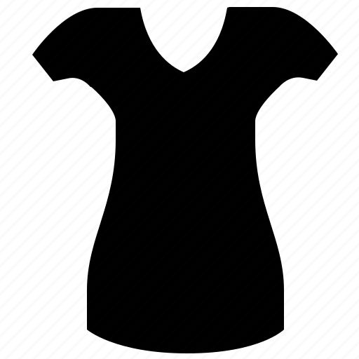 Casual, dress, lady, wear, woman icon - Download on Iconfinder