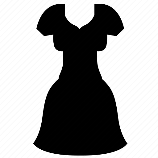 dress, fashion, mother, wear icon