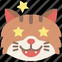 amazing, animal, cat, emoji, emotion, feeling, pet