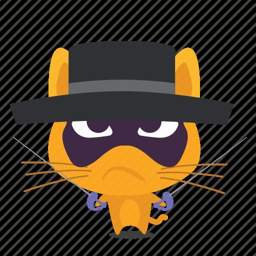 cat, challenge, emoji icon