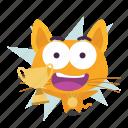 cat, emoji, winner icon
