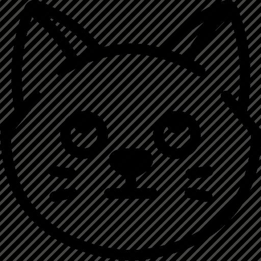 Emotion, eyes, face, rolling, feeling, expression, emoji icon - Download