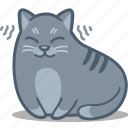 cat, emotion, glad, happy, kitty, pet, purr icon