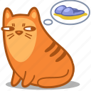 animal, cat, kitty, mischief, pee, pet, slippers icon