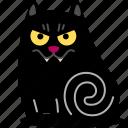 animal, avatar, cat, dracula, halloween, kitty, monster, pet, scary, spooky, vampire icon