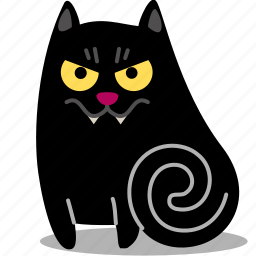 animal, avatar, cat, dracula, halloween, kitty, monster, pet, scary, spooky, vampire icon