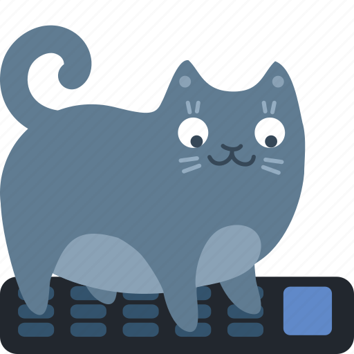 accounting, calculate, calculator, cat, math, number, total icon