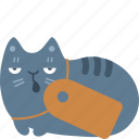 buy, cat, price, sale, shop, shopping, tag icon
