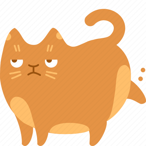 cancel, cat, delete, poop, recycle, remove, trash icon