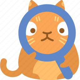 cat, find, preview, search, seek, view, zoom icon