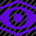 category, eye, soul, spirituality icon