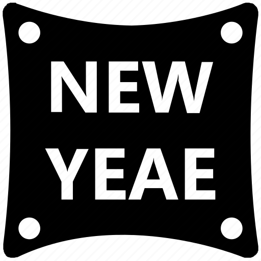 label new year new year banner new year label new year sticker tag icon