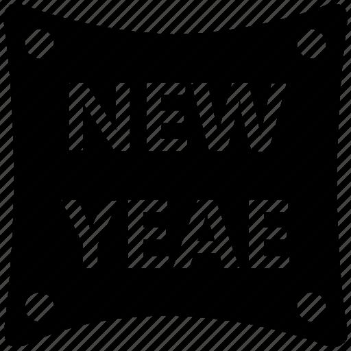 label, new year, new year banner, new year label, new year sticker, tag icon