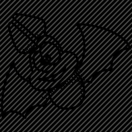 bat, cartoon animal, cartoon bat, cartoon bird, funny bat icon