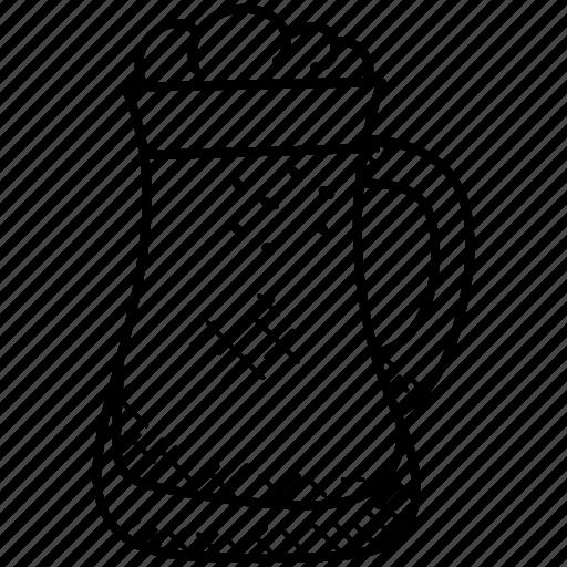 ewer, jail, jar, jug, pot icon