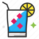 cocktail, drink, juice, soft drink icon