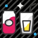 beverage, drinks, soft drinks icon
