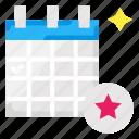 calendar, event, schedule