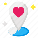 gps, location, location pointer, pin icon