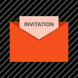 bbq, card, celebration, invitation, invite, party, summer icon