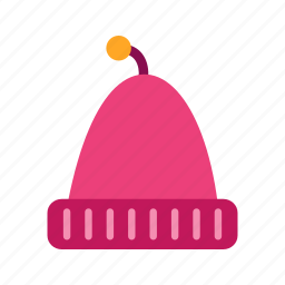baby, cap, clothing, hat, knit, winter, woolen icon