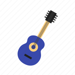 electric, guitar, instrument, music, object, rock, string icon