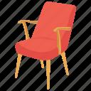 armchair, chair, cogswell chair, lawn chair, lounge chair