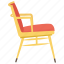 antique furniture, cafe chair, chair, club chair, cogswell chair icon