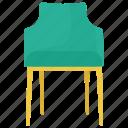 club chair, club furniture, couch, lounge chair, sofa chair icon