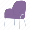 banquet chair, camp chair, chair, stackable chair, stacking chair icon