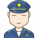 character, people, police, police man icon