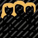 help, kindness, support, teamwork, volunteer icon