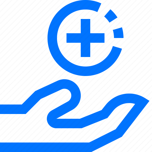 charity, coin, donation, ecology, get, give, hand icon