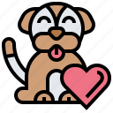 animal, charity, friendly, pets, rescue icon