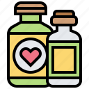 bottle, charity, contribution, donation, water icon