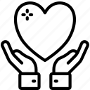 love, give, recieve, donation, care, charity