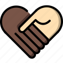 care, charity, donation, give, hands, hold, love icon