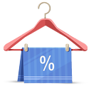 shopping, sale, offer, discount icon