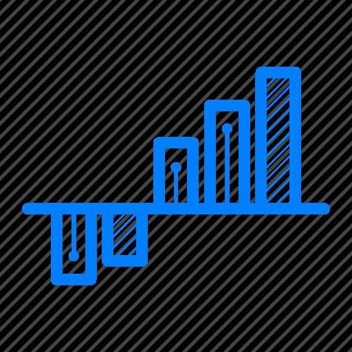 analysis, analytics, bar, business, chart, graph icon